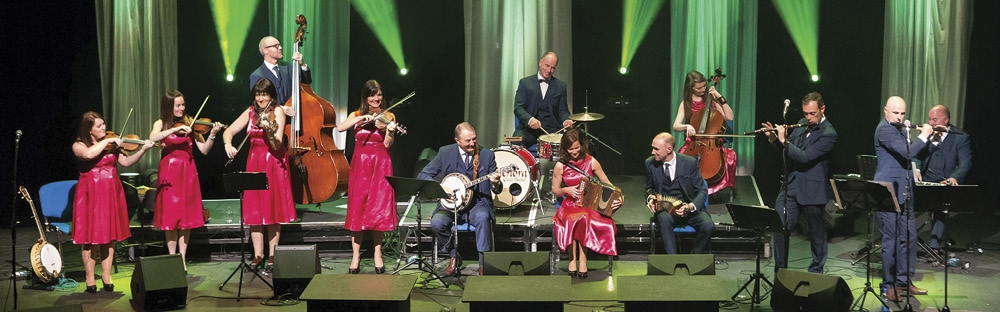 Concert - The Kilfenora Céilí Band